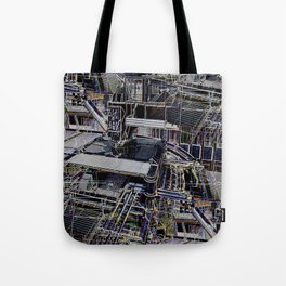 Over-Engineered Tote Bag