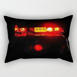 Night lights in Tokyo Rectangular Pillow
