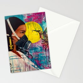 Morning Chatters Stationery Cards