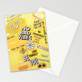 No Bad Day Mood board sticker pack Stationery Cards