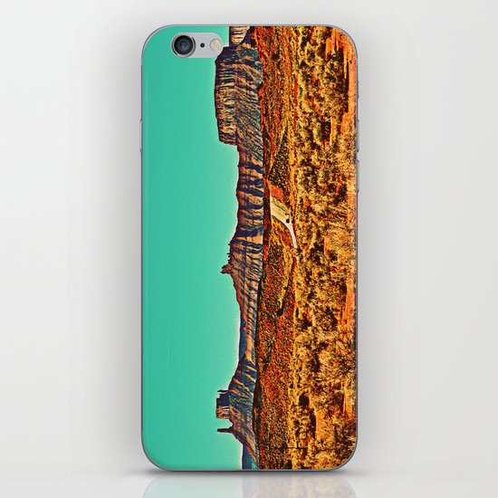 Long Road West iPhone & iPod Skin