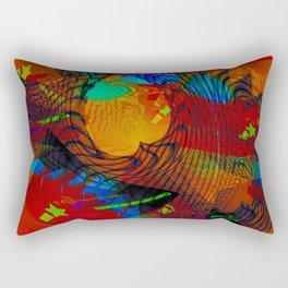 S T A R T R A W L E R Rectangular Pillow