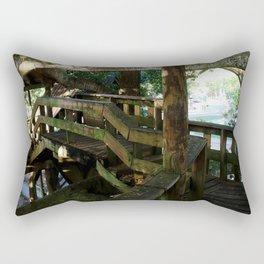 Tree house @ Aguadilla 5 Rectangular Pillow