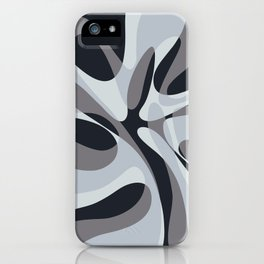 Inverted Wave iPhone Case
