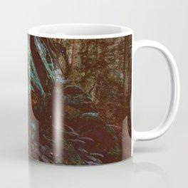 Forest Wall Dark Fairy Landscape Coffee Mug