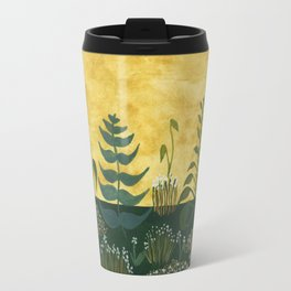 Medieval Plants Travel Mug