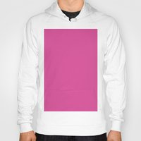 pantone Hoodies featuring Pink (Pantone) by List of colors