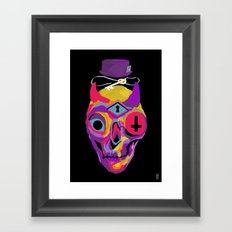 Dream Watcher Framed Art Print