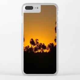 Palmar Clear iPhone Case