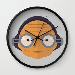 Maz Kanata Wall Clock