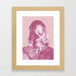 Chewbacca Framed Art Print