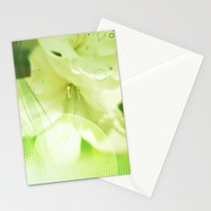 Spring lily Stationery Cards