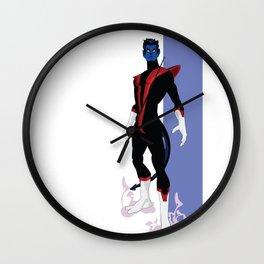 Nightcrawler Wall Clock