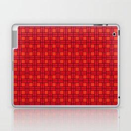 Red Basket Laptop & iPad Skin