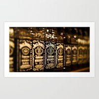 whiskey Art Prints featuring Whiskey by Bould Media