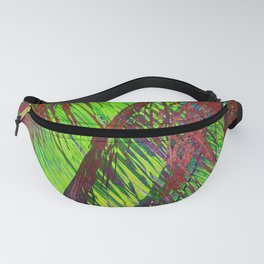 Fronds Fanny Pack