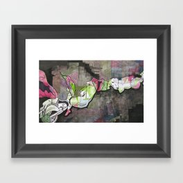 Mind Warp  Framed Art Print