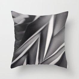 Paper Sculpture #8 Throw Pillow