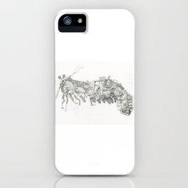 Mechanical Mantis Shrimp iPhone Case