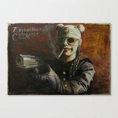 Assassinos de Categoria Canvas Print