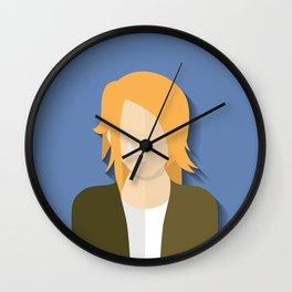 k.Cobain Wall Clock