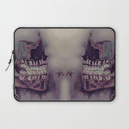 Teeth Laptop Sleeve