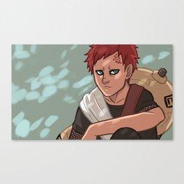 Sand Boy Canvas Print