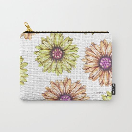 Fun With Daisy- In memory of Mackenzie Carry-All Pouch