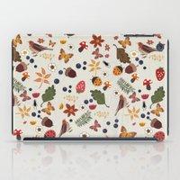botanical iPad Cases featuring Botanical by Kakel