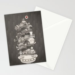 Off the Top of My Head Stationery Cards