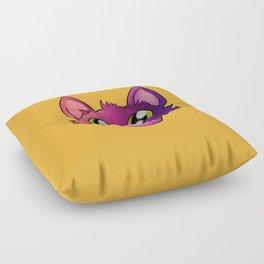 Super Kawaii Neko Muffin Floor Pillow