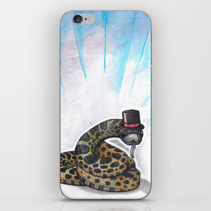 Ssssseriously iPhone Skin