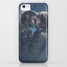 Winter Destiel Slim Case iPhone 5c