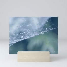 Dewdrops collection #3 Mini Art Print