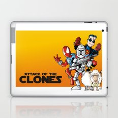 Clones Laptop & iPad Skin