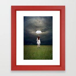 Carry You Home Framed Art Print