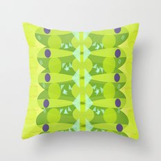 Chinese fish Throw Pillow