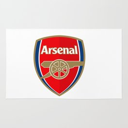 Arsenal Logo Rug