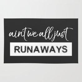 runaways Rug