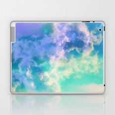 Mountain Meadow Painted Clouds Laptop & iPad Skin