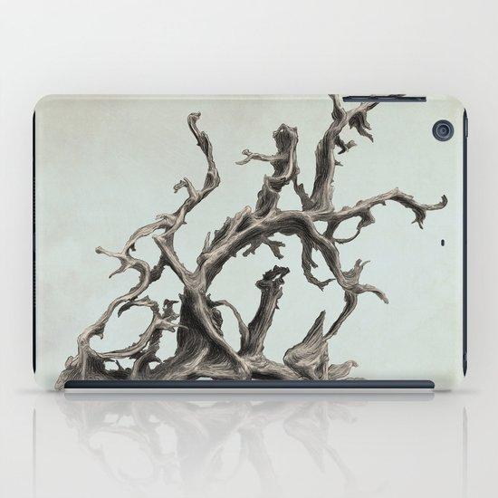 Spirits of the Driftwood iPad Case