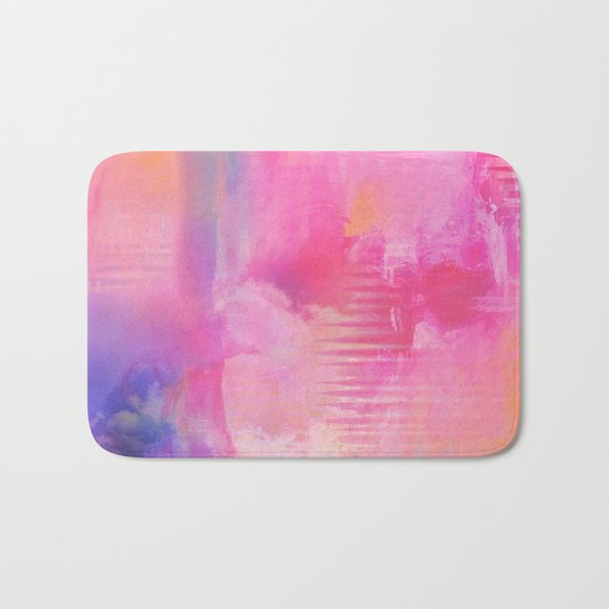 Abstract NC 03 Bath Mat