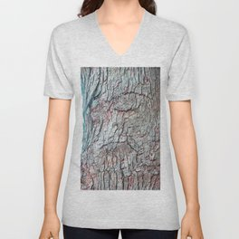Tree Talk 4 Unisex V-Neck