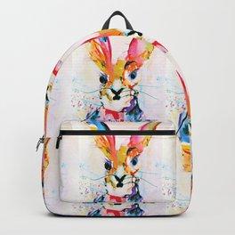 The White Rabbit (Alice in Wonderland Series) Backpack