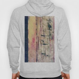 Ink and Watercolour Hoody