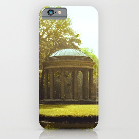 Temple of Love iPhone & iPod Case