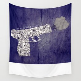 FATED TO PRETEND Wall Tapestry
