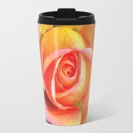 LGBT rose Travel Mug