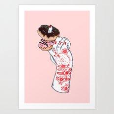 Be my Hoenut Art Print