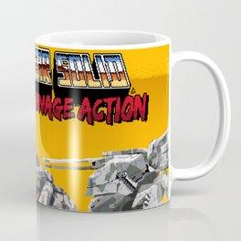 Pixel Art Metal Gear Solid Coffee Mug